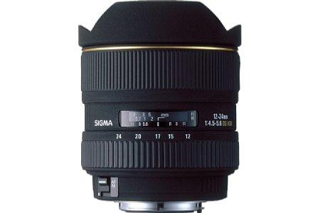 Sigma PI 12-24 mm 4.5-5.6 EX DG HSM [Foto: Sigma]