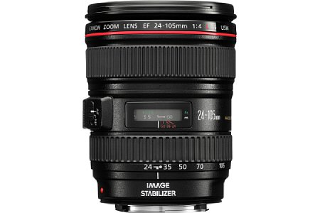 Canon EF 24-105 mm 4 L IS USM [Foto: Canon]