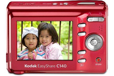 Kodak EasyShare C140 [Foto: Kodak]