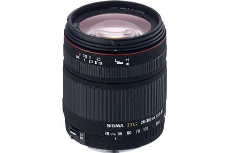 Sigma 28-300 mm 3.5-6.3 DG Macro Aspherical [Foto: Sigma]