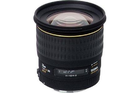 Sigma 28 mm 1.8 EX DG Asp. Macro [Foto: Sigma]