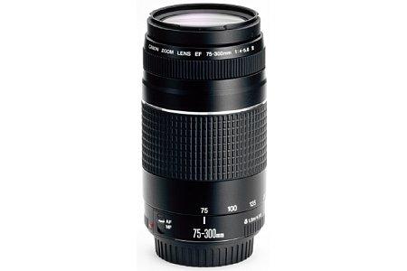 Canon EF 75-300 mm 4-5.6 III [Foto: Canon]