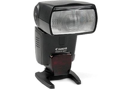 Blitzgerät Canon Speedlite 580EX [Foto: MediaNord]