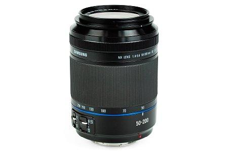 Samsung NX Lens 4-5.6 50-200 mm ED OIS [Foto: MediaNord]