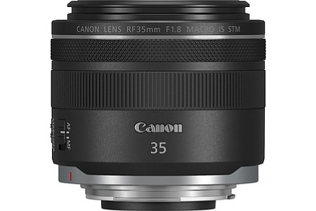 Canon RF 35 mm 1.8 IS STM. [Foto: Canon]