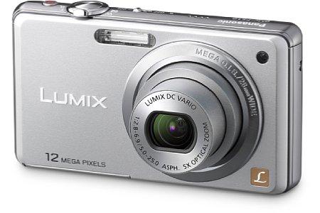 Panasonic Lumix DMC-FS10 [Foto: Panasonic]
