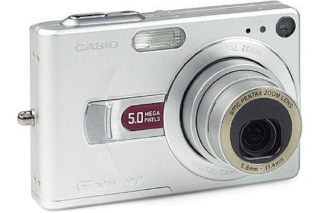 Digitalkamera Casio Exilim EX-Z50 [Foto: Casio]