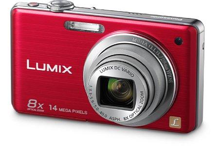 Panasonic Lumix DMC-FS33 [Foto: Panasonic]
