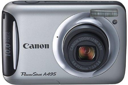 Canon PowerShot A495 [Foto: Canon]
