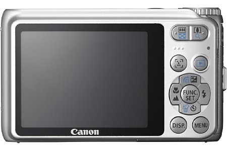 Canon PowerShot A3100 IS [Foto: Canon]