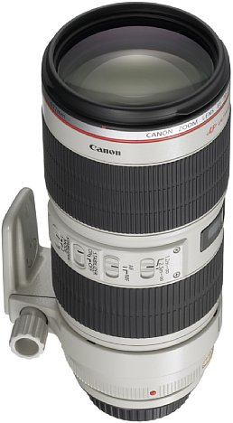 Bild Canon EF 70-200mm F2.8 L IS II USM [Foto: Canon]