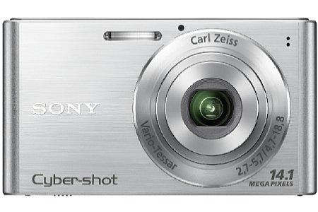Sony Cyber-shot DSC-W320 [Foto: Sony]