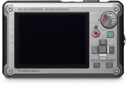 Panasonic Lumix DMC-FT2 [Foto: Panasonic]