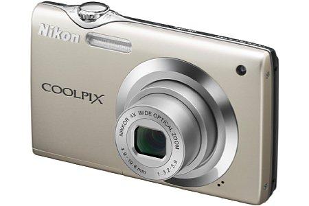 Nikon Coolpix S3000 [Foto: Nikon]