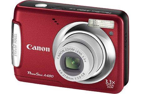 Canon PowerShot A480 [Foto: Canon]