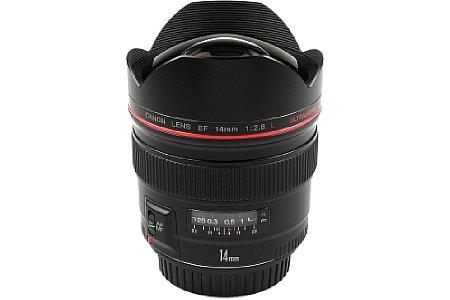 Objektiv Canon EF 14 mm 2.8 L USM [Foto: Imaging One]