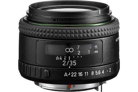 Pentax HD FA 35 mm F2 AL. [Foto: Pentax]
