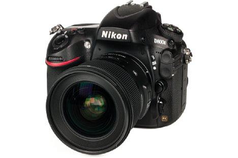 Bild An der Nikon D800E macht dasSigma A 24 mm F1,4 DG HSM eine gute Figur, optische Fehler sind hervorragend auskorrigiert. [Foto: MediaNord]