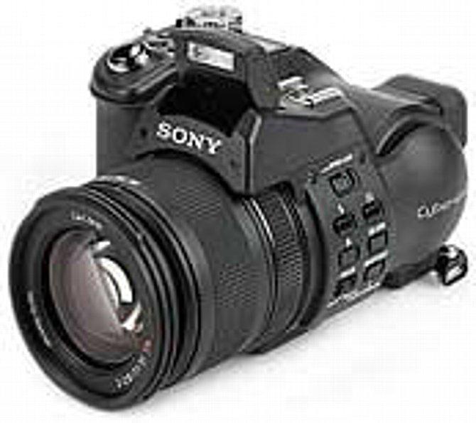 Testbericht Sony Dsc F828 Bridge Kamera Kompaktkamera