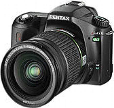 Bild Pentax ist Ds [Foto: Pentax] [Foto: Foto: Pentax]