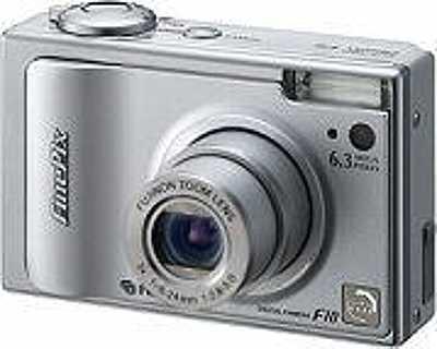 Fujifilm FinePix F10 [Foto: FujiFilm] [Foto: Foto: FujiFilm]