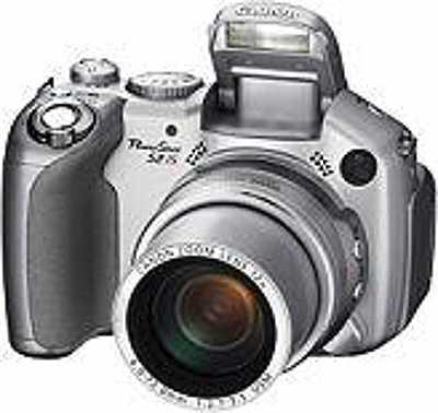 Canon PowerShot S2IS [Foto: Canon] [Foto: Foto: Canon]