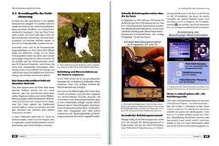 Vorderseite von 'Das Profi-Handbuch zur Canon EOS 350D' [Foto: Foto: MediaNord]