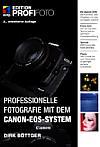 """Vorderseite von """"Professionelle Fotografie mit dem Canon-EOS-System"""" [Foto: Foto: MediaNord]"""