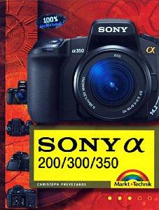 """Bild Vorderseite von """"Sony alpha 200/300/350"""" [Foto: Foto: MediaNord]"""