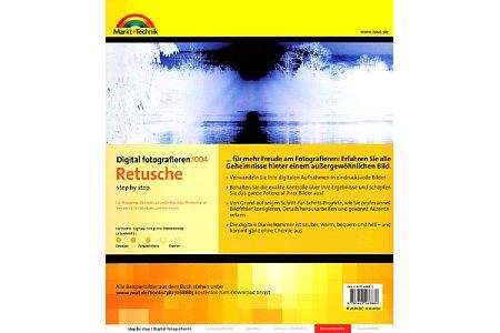 Vorderseite von 'Digital fotografieren 004 Retusche' [Foto: Foto: MediaNord]