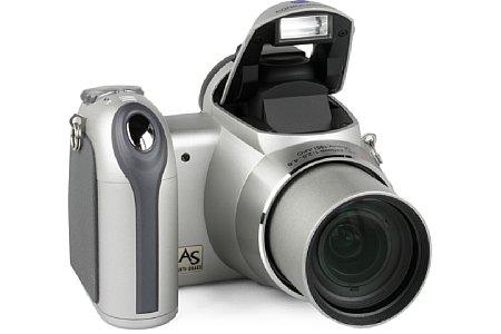 Digitalkamera Konica Minolta Dimage Z5 [Foto: Konica Minolta Europe]