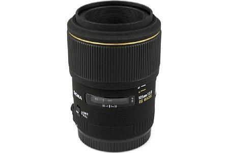 Sigma EX DG Makro 2.8 105 mm [Foto: i1]