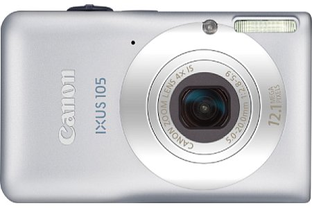 Canon Digital Ixus 105 IS [Foto: Canon]