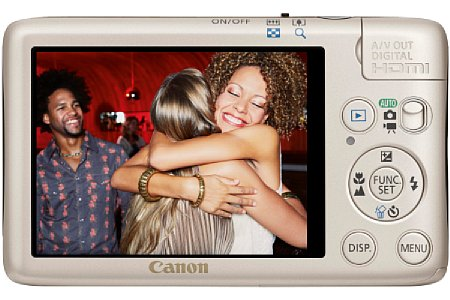 Canon Digital Ixus 130 IS [Foto: Canon]
