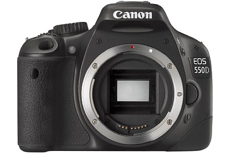 Canon EOS 550D [Foto: Canon]