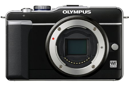 Olympus Pen E-PL1 mit MZD 3.5-5.6 14-42 mm [Foto: Olympus]
