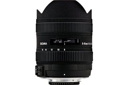 Sigma 8-16 mm 4.5-5.6 DC HSM [Foto: Sigma]