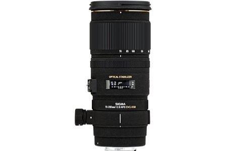 Sigma 70-200 mm 2.8 EX DG OS HSM [Foto: Sigma]