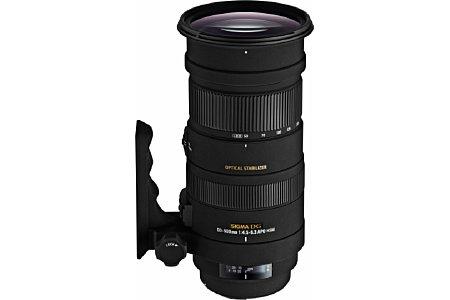 Sigma 50-500 mm DG OS [Foto: Sigma]