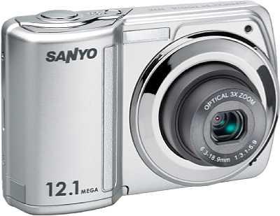Sanyo S122 [Foto: Sanyo]