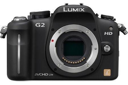 Panasonic Lumix DMC-G2 Schwarz [Foto: Panasonic]