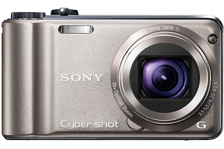 Sony Cyber-shot DSC-HX5V [Foto: Sony]