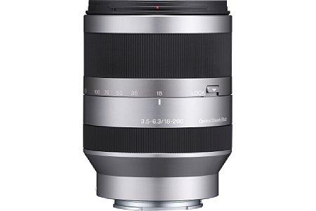 Sony 18-200 mm 3.5-6.3 Optical Steady Shot OSS (SEL18200) [Foto: Sony]