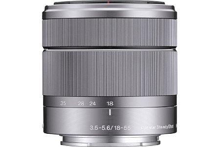 Sony 18-55 mm 3.5-5.6 Optical Steady Shot OSS [Foto: Sony]