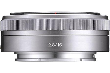 Sony 16 mm 2.8 [Foto: Sony]