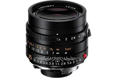 Leica Summilux-M 1:1.4 35 mm Asph. [Foto: Leica]