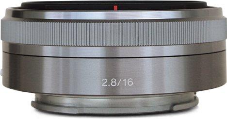 Bild Sony NEX 2.8 16mm [Foto: MediaNord]