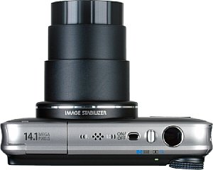 Canon PowerShot SX210 IS [Foto: MediaNord]