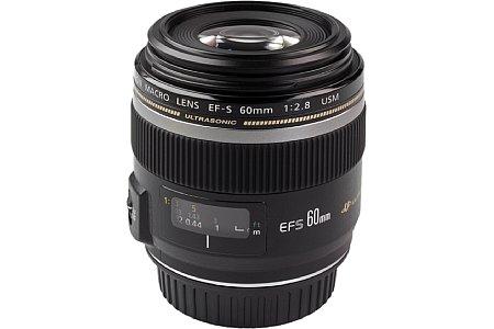 Canon EF-S 60 mm 2.8 USM Makro [Foto: Imaging One]