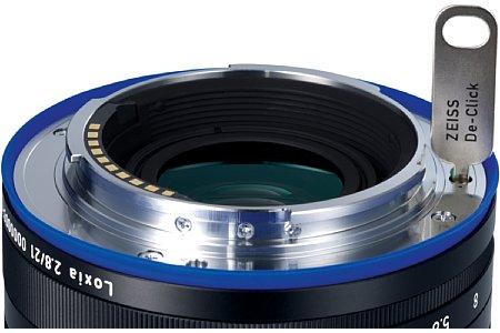 Zeiss Loxia 2.8/21 mm. [Foto: Zeiss]